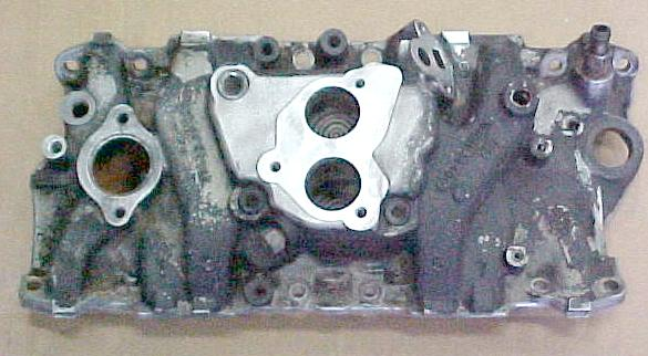also Tbi Intake also C C also  together with . on 350 tbi intake manifold