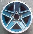 91-92 RS Standard Wheels in Teal