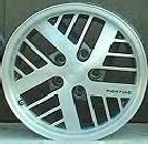 "85-86 16"" Trans Am Wheels in Charcoal"