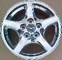 96-02 Trans Am chrome wheels